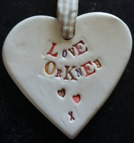I heart Orkney